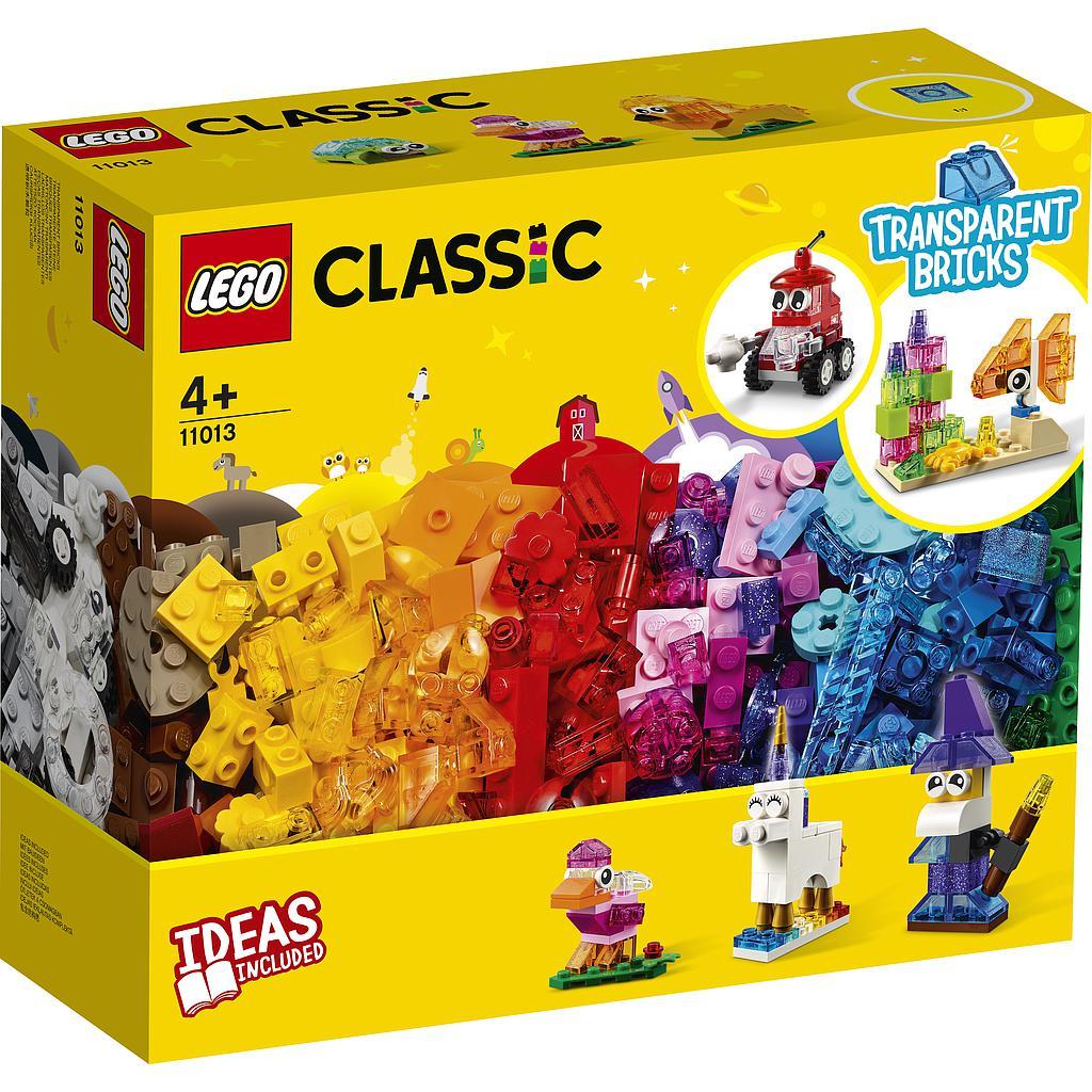 LEGO Classic Läbipaistvad..