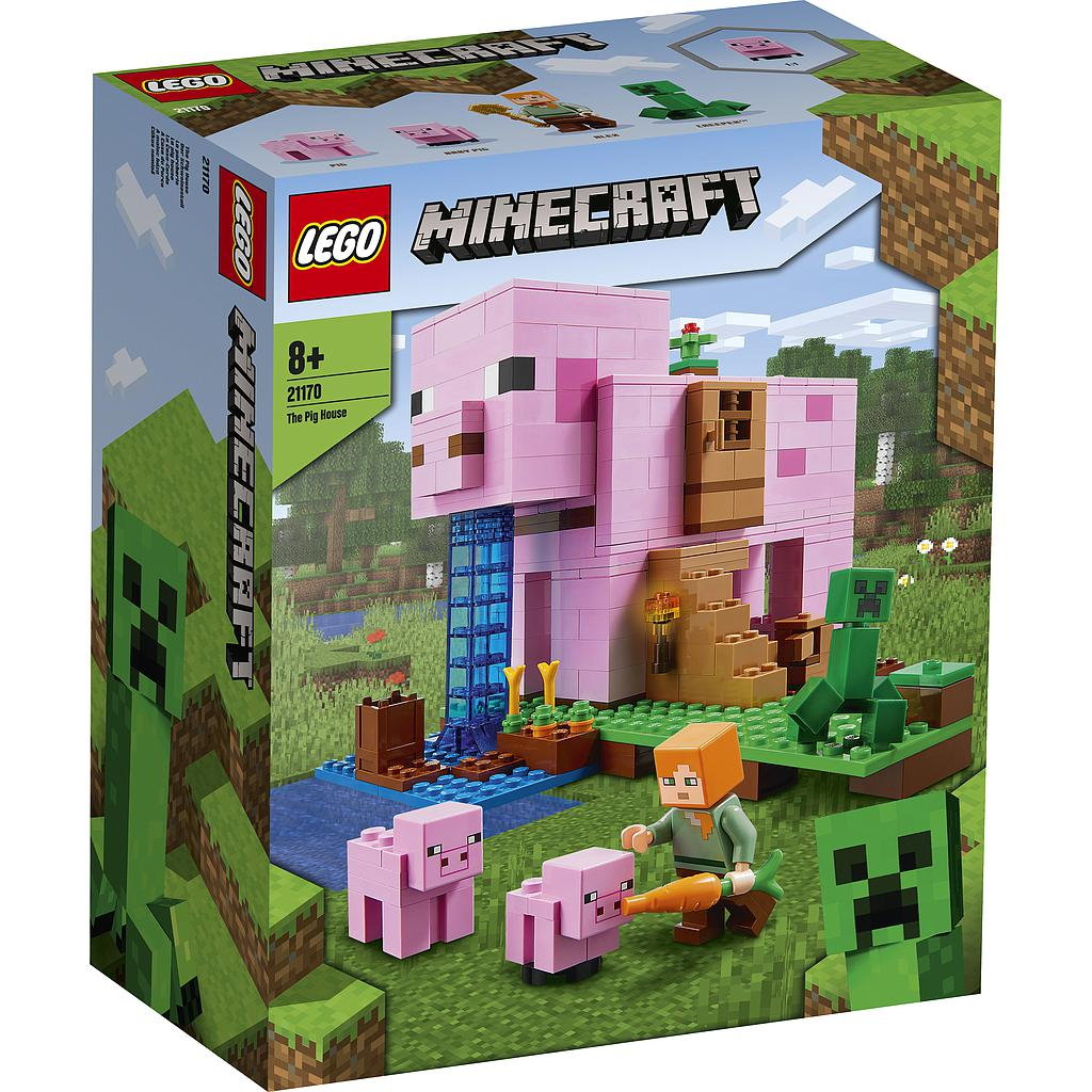 LEGO Minecraft Sealaut