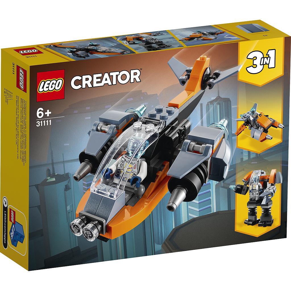 LEGO Creator Küberdroon