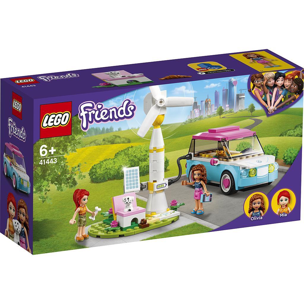 LEGO Friends Olivia elektriaut..