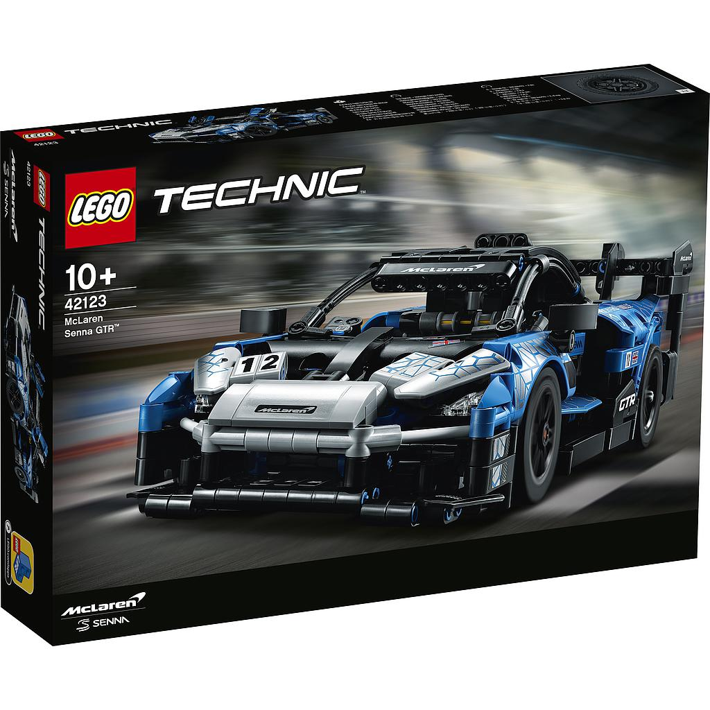 LEGO Technic McLaren Senna G..