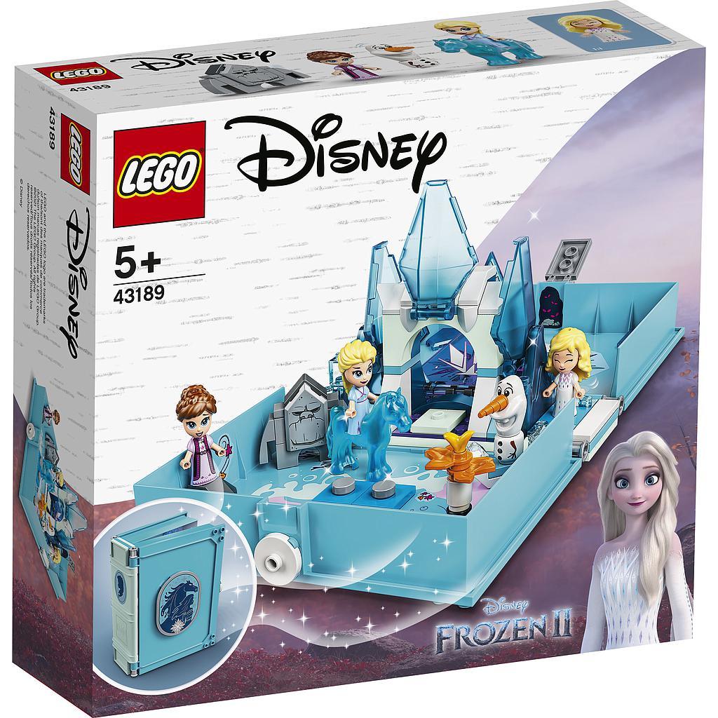 LEGO Disney Princess Elsa ja N..