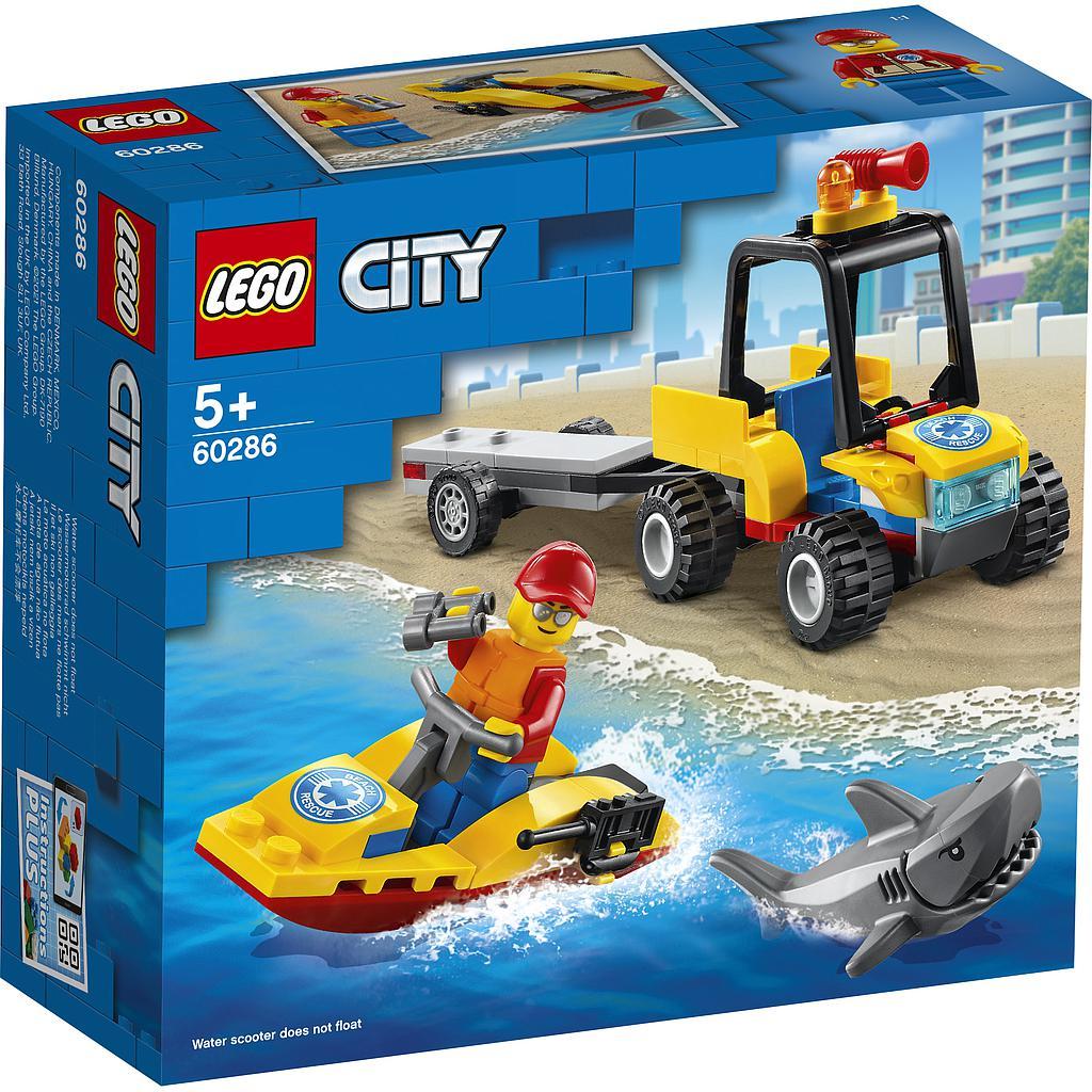 LEGO City Vetelpääste ATV