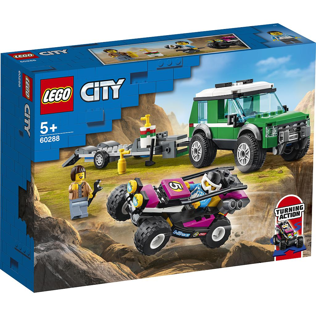 LEGO City Võidusõ..