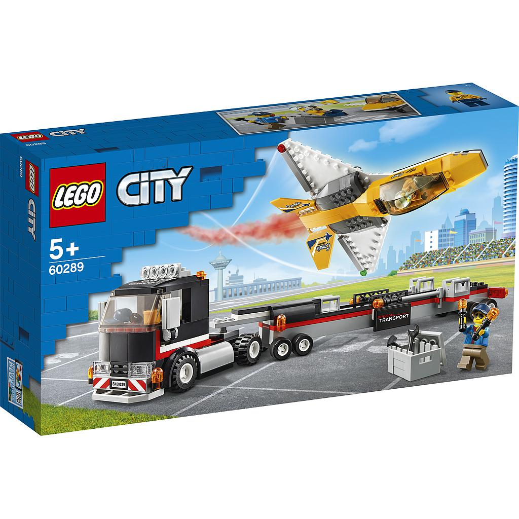 LEGO City Õhuetenduse r..