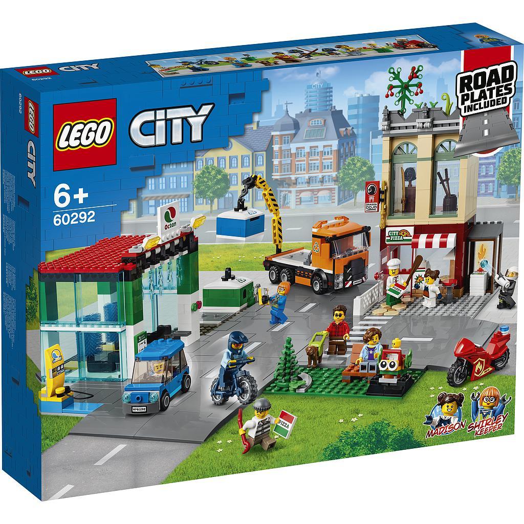 LEGO City Linnakeskus