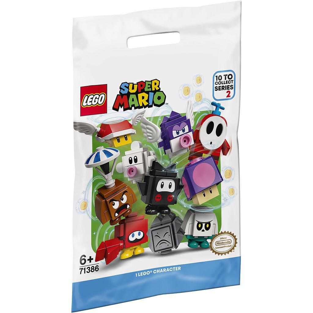 LEGO Super Mario Tegelaskujude..