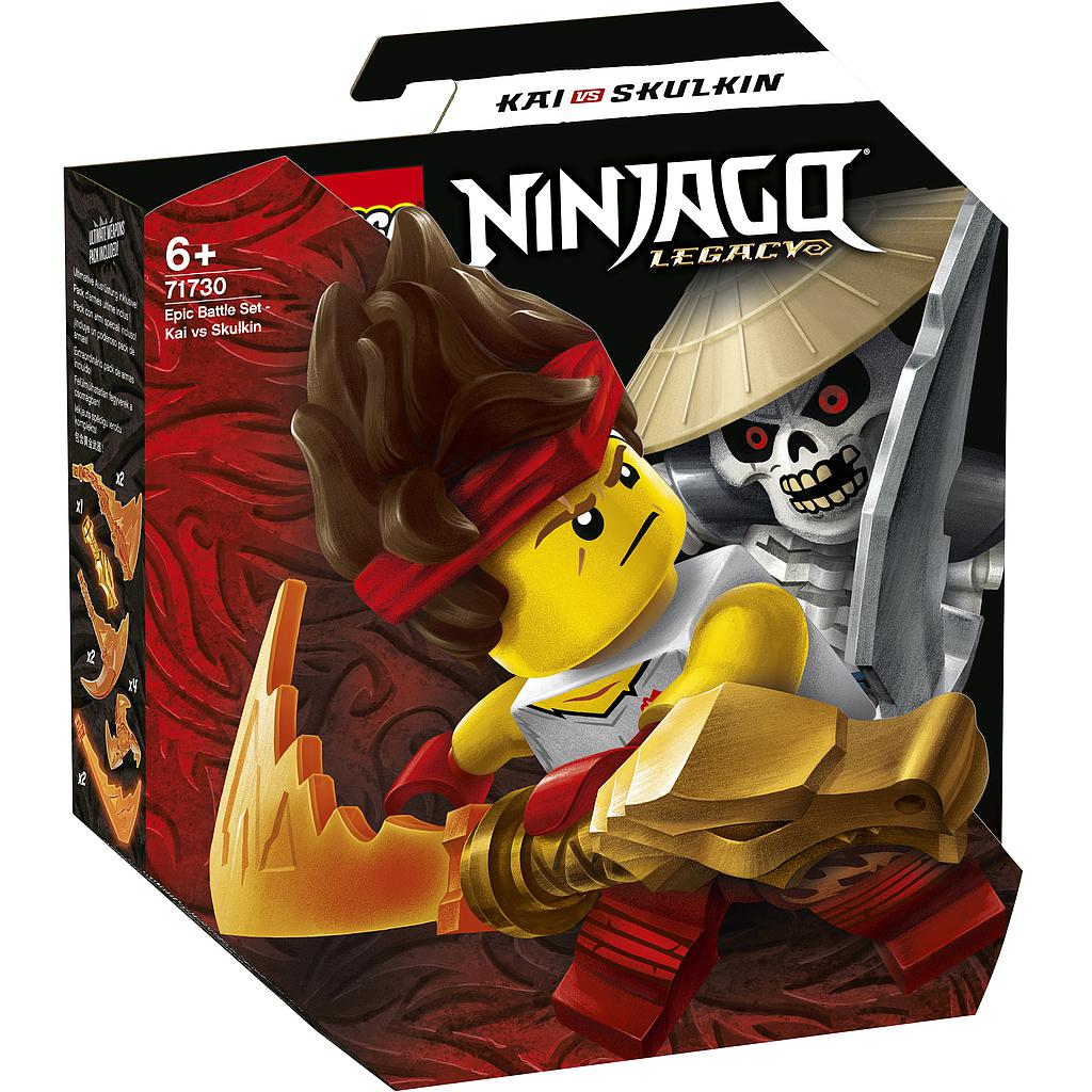LEGO Ninjago Eepiline lahinguk..