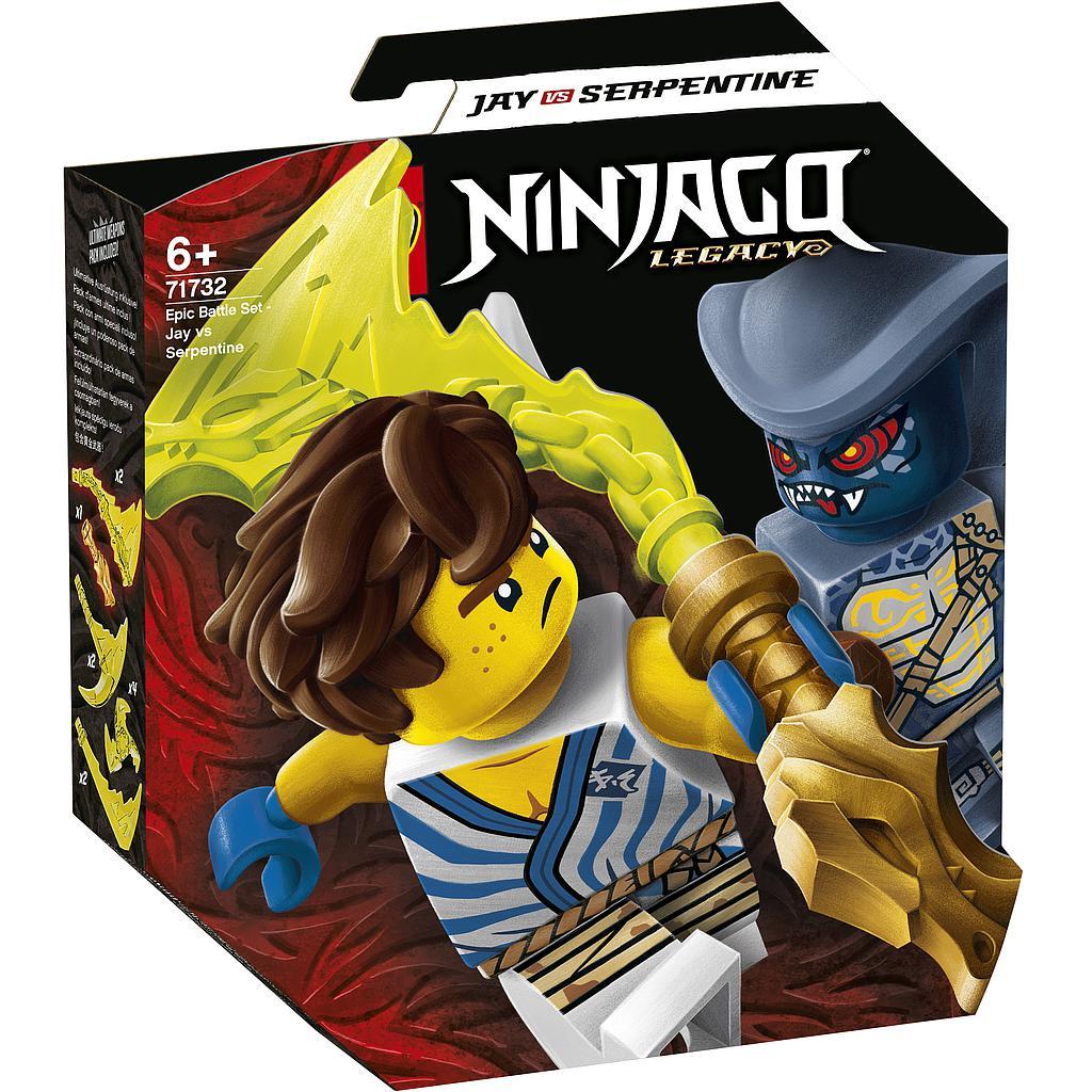 LEGO Ninjago Eepiline kmpl &nd..