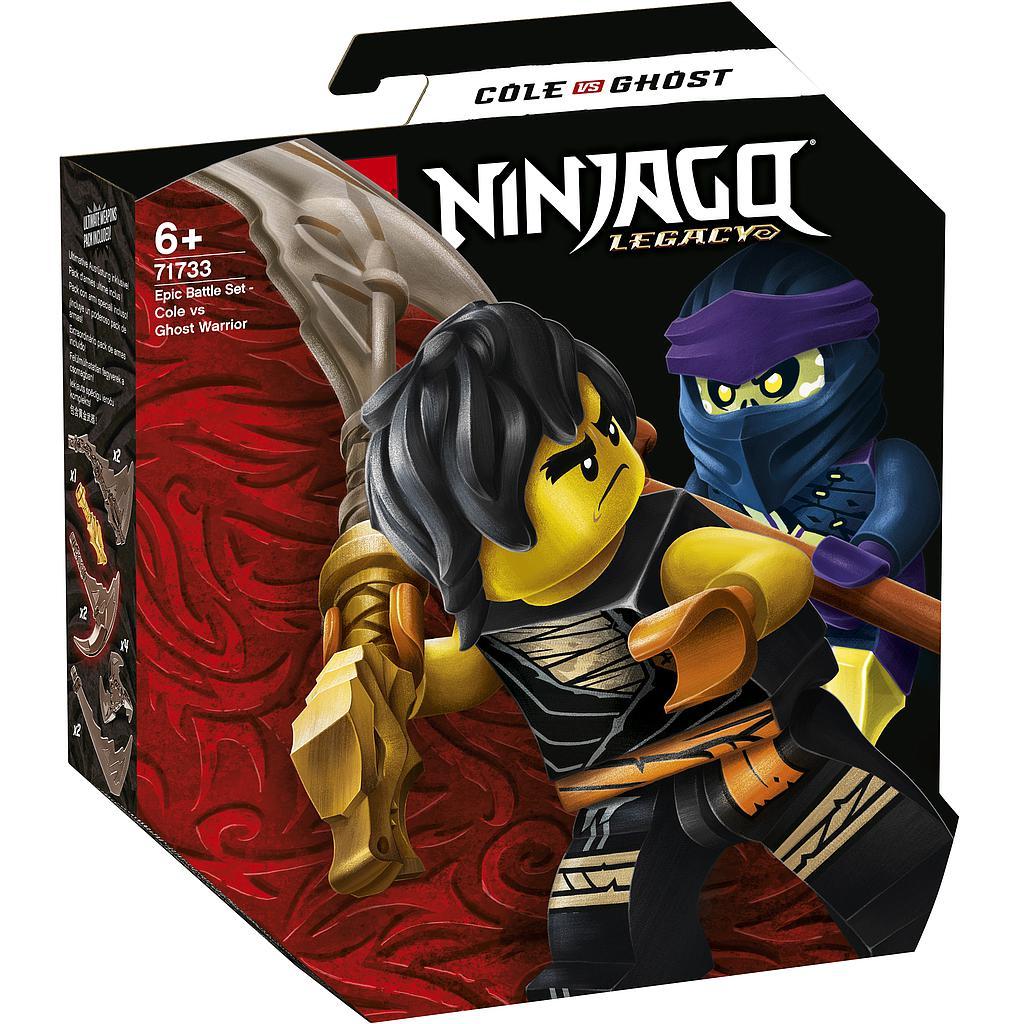 LEGO Ninjago Eepiline kmpl-Col..