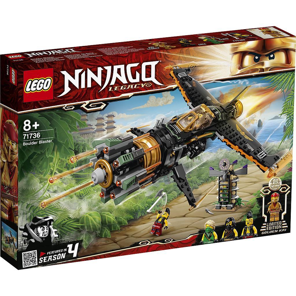 LEGO Ninjago Rahnupurustaja