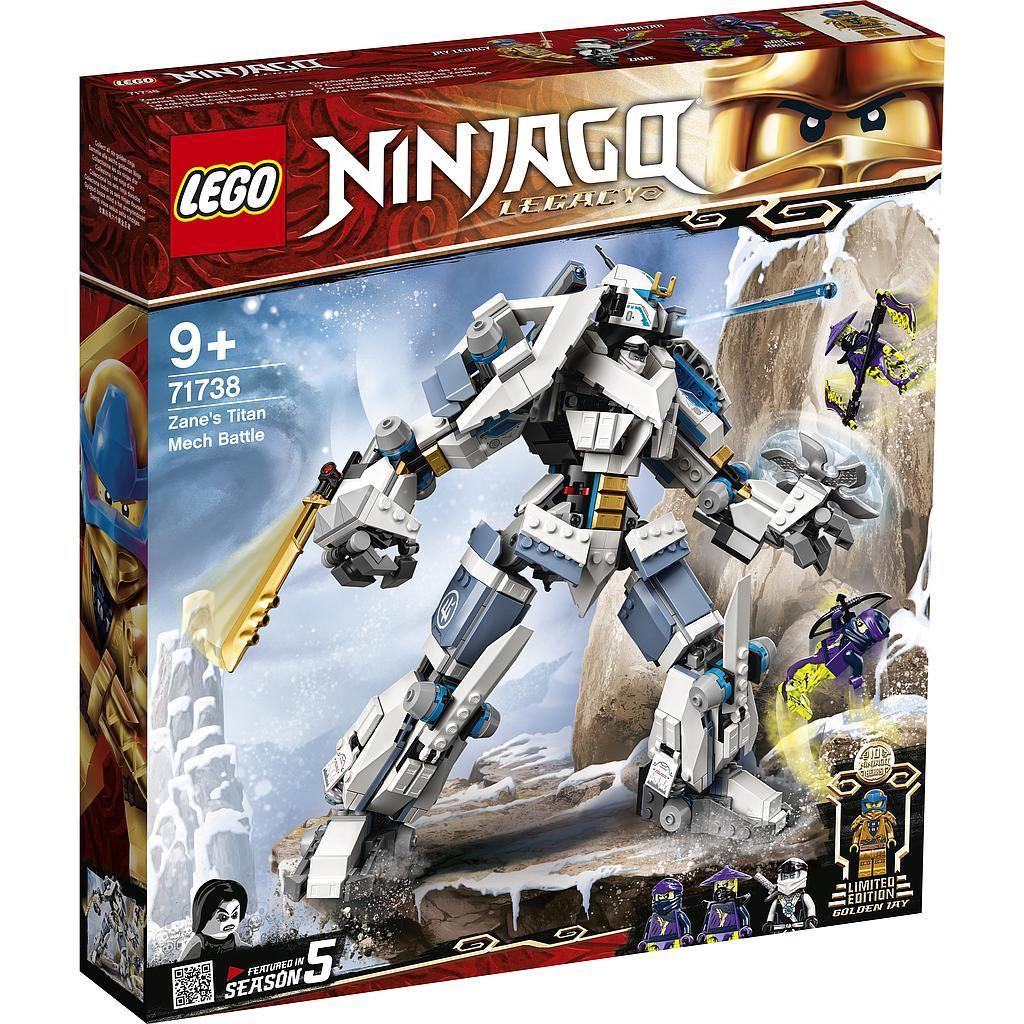 LEGO Ninjago Zane'i tita..
