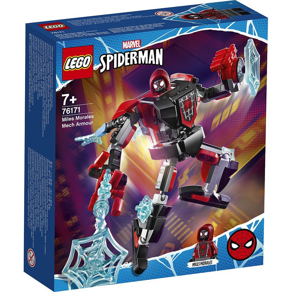 LEGO Super Heroes Miles Mora..