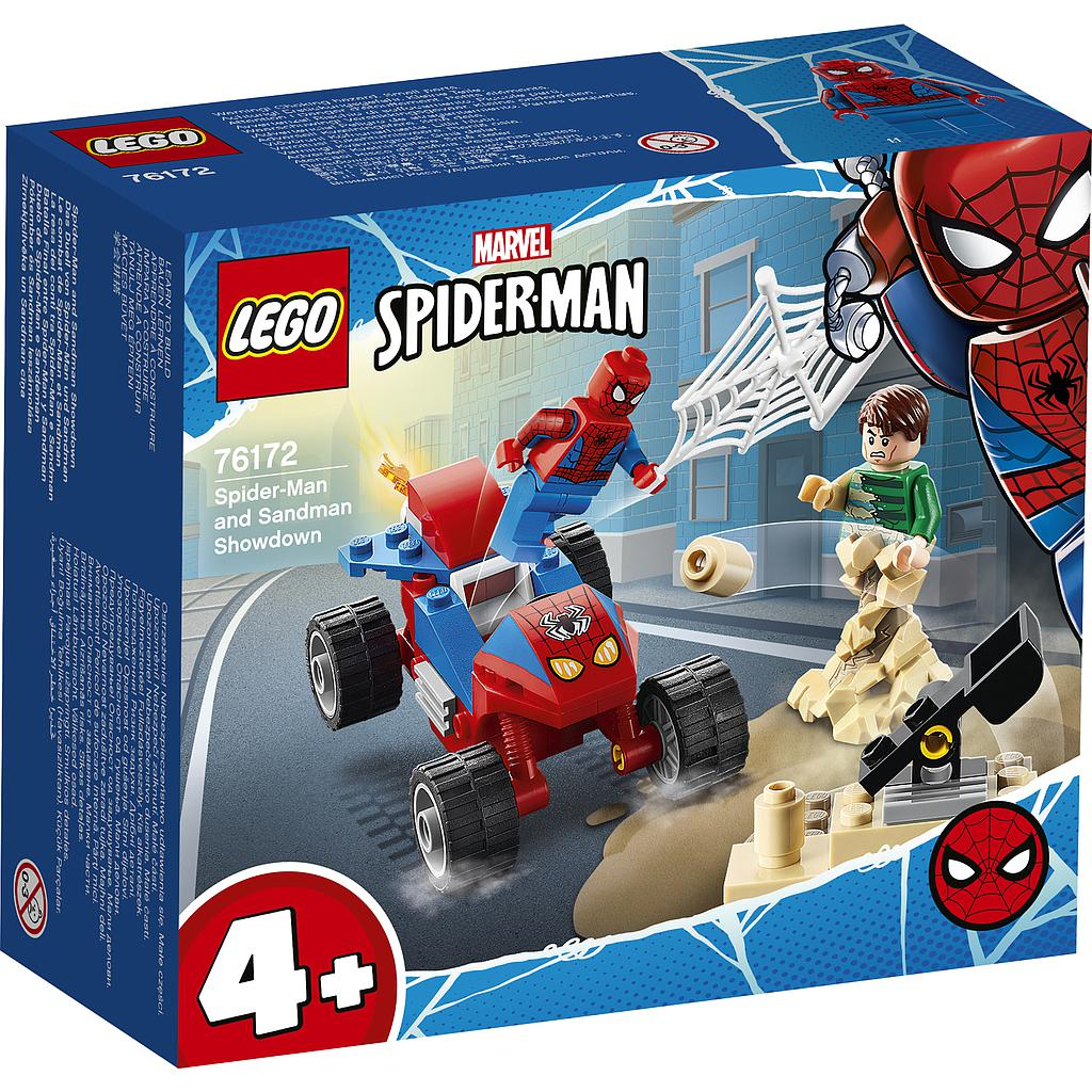 LEGO Super Heroes Spider-Mani ..