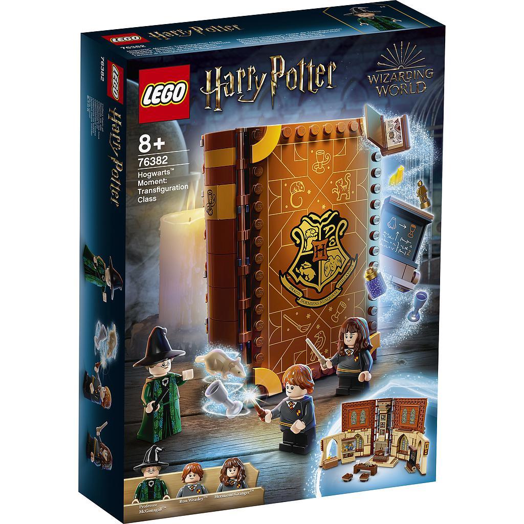 LEGO Harry Potter Sigatüüka hetk: muundamistund