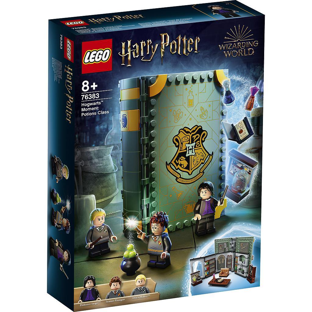 LEGO Harry Potter Sigatüüka hetk: nõiajookide tund
