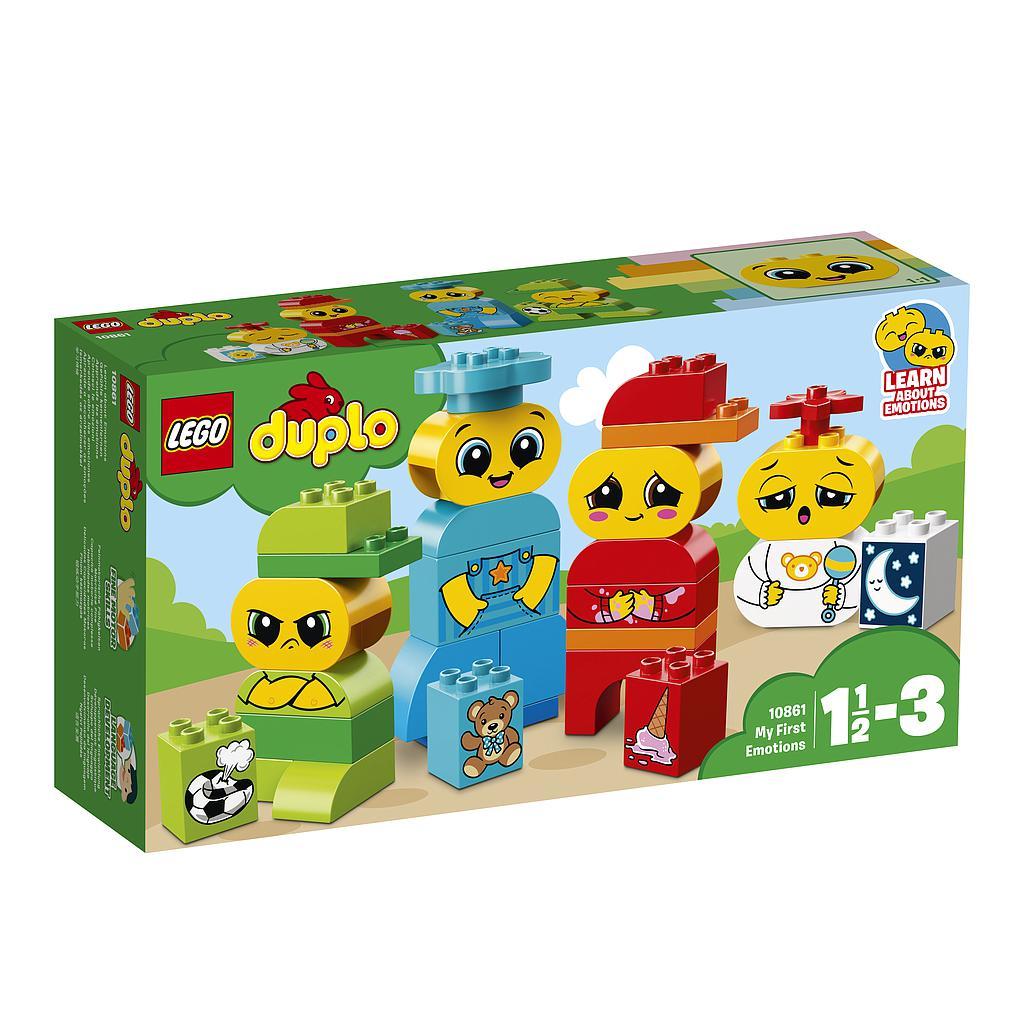 LEGO DUPLO Minu esimesed tunde..