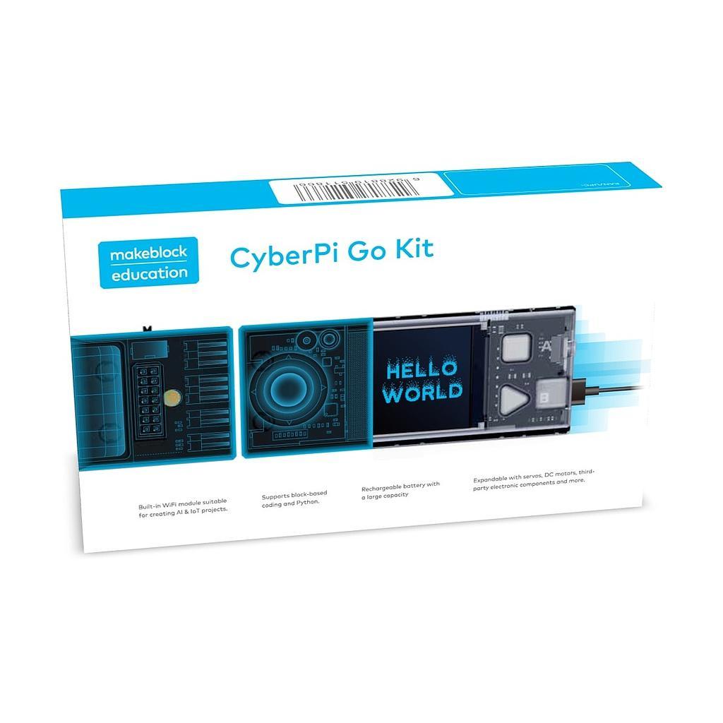 CyberPi alustajakomplekt