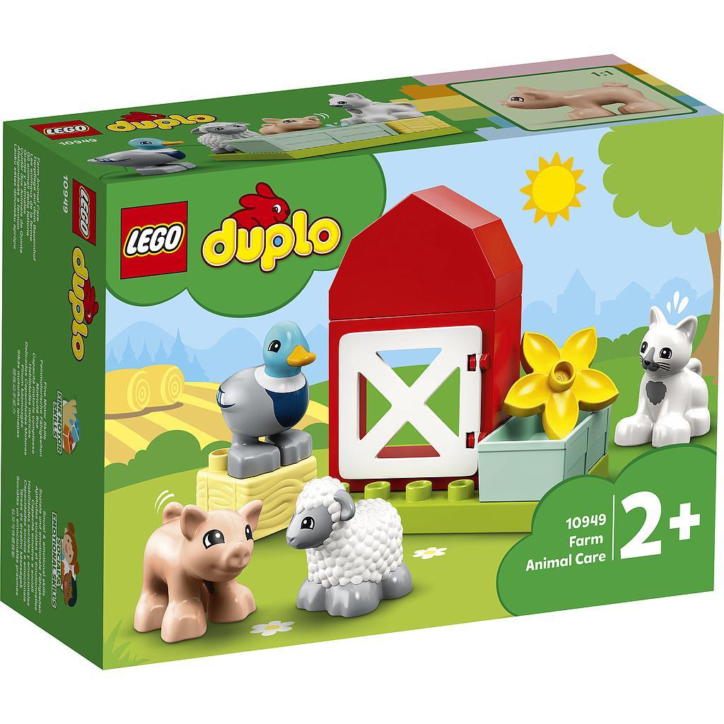 LEGO DUPLO Taluloomade turvako..