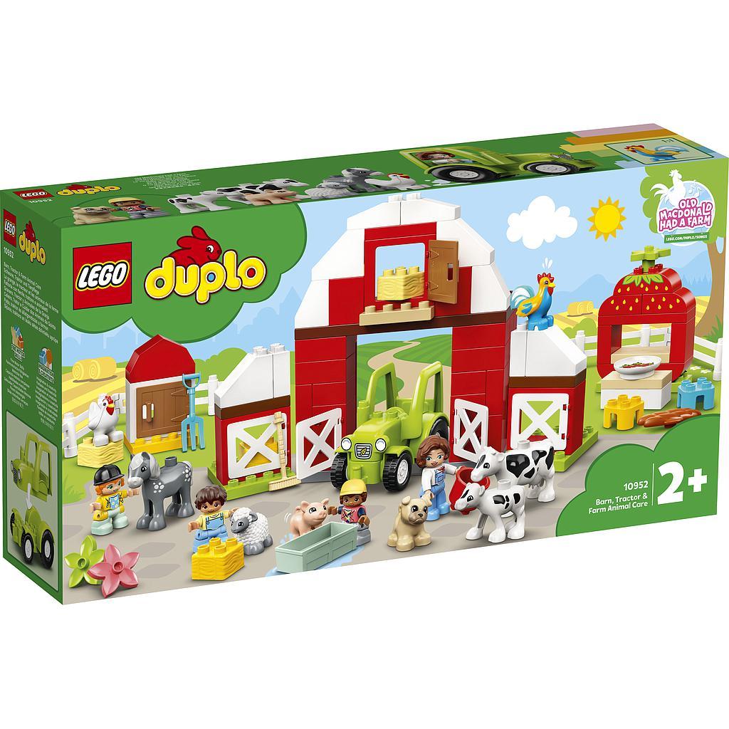 LEGO DUPLO küün,trak..