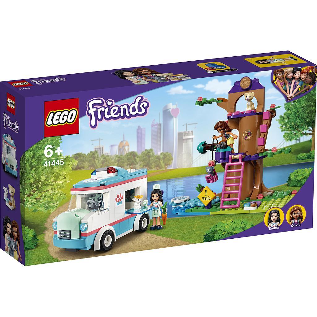 LEGO Friends Loomakliiniku kii..