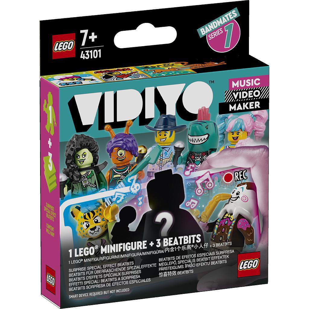 LEGO Vidiyo Bändikaaslased