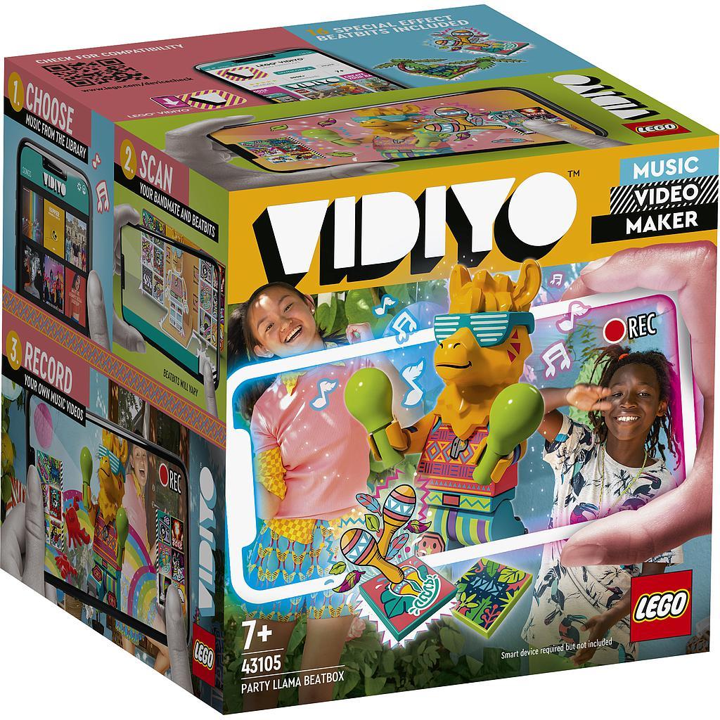 LEGO Vidiyo Peo Laama BeatBox