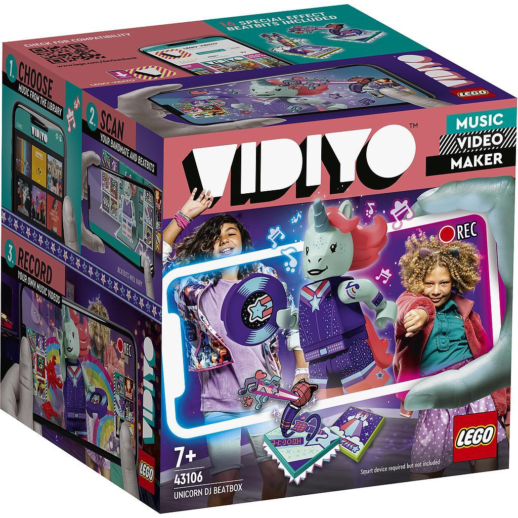 LEGO Vidiyo Ükssarviku DJ..