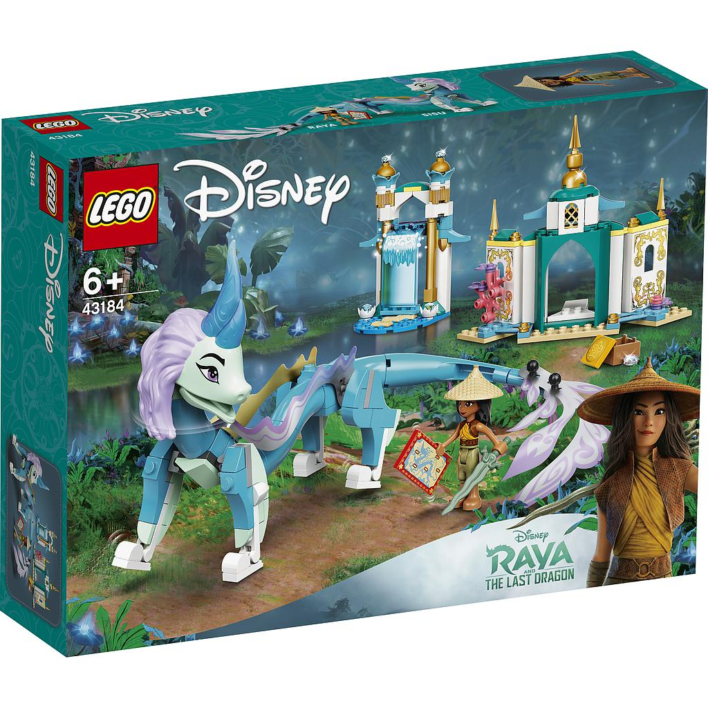 LEGO Disney Princess Raya ja S..