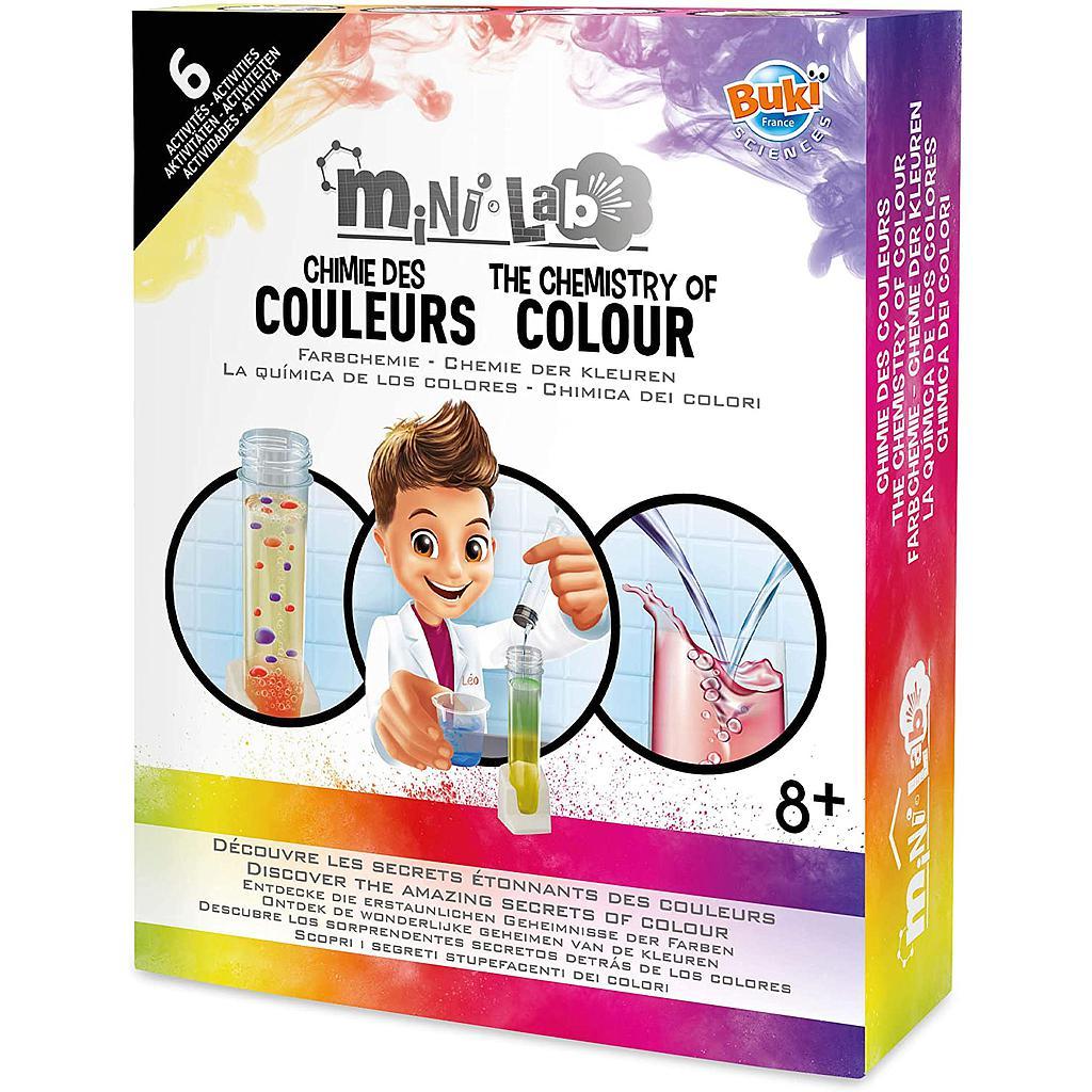 Buki värvide keemia