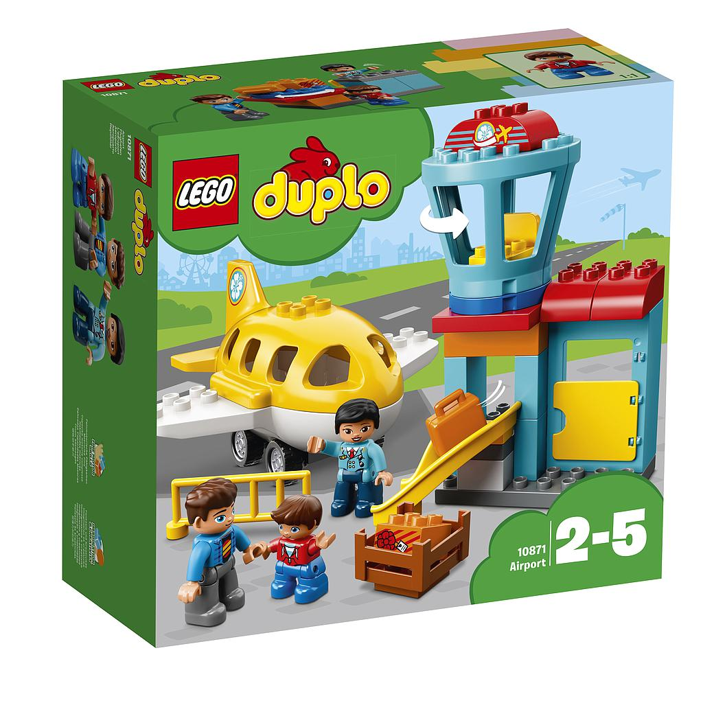 LEGO DUPLO Lennujaam