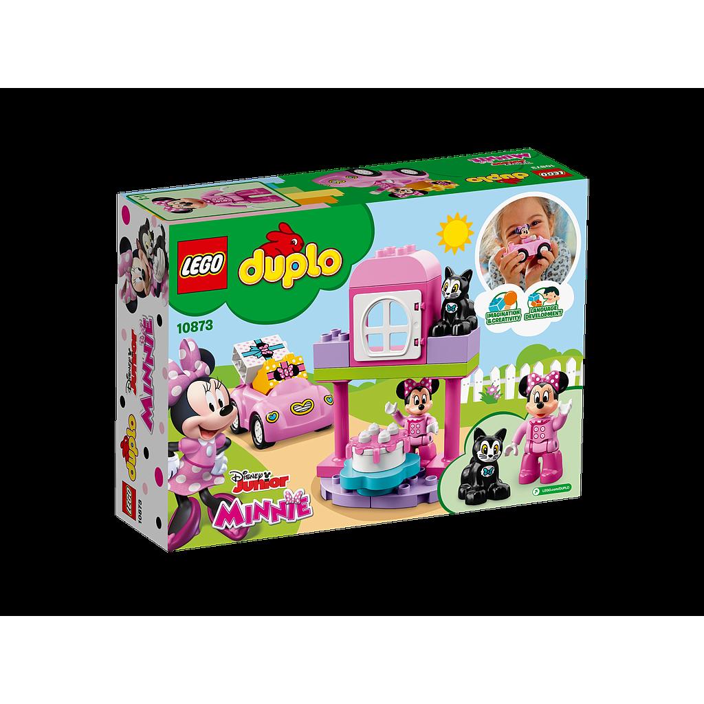 LEGO DUPLO Minni sünnip&a..