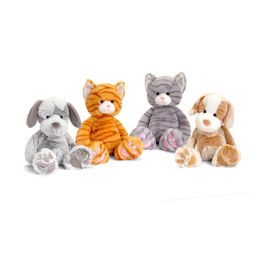 Keel Toys Love to Hug kassid-koerad 18cm