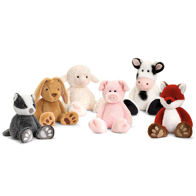 Keel Toys Love to Hug koduloomad 25cm