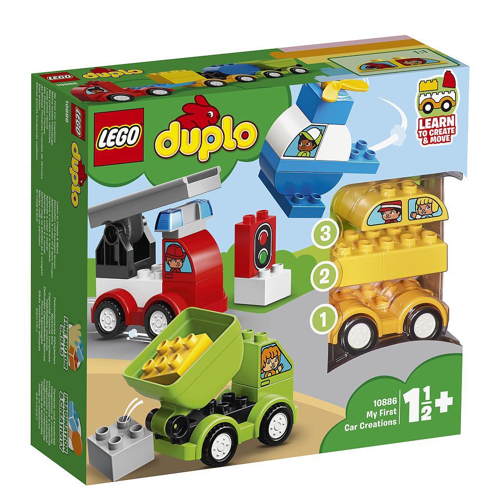 LEGO DUPLO Minu esimesed autod