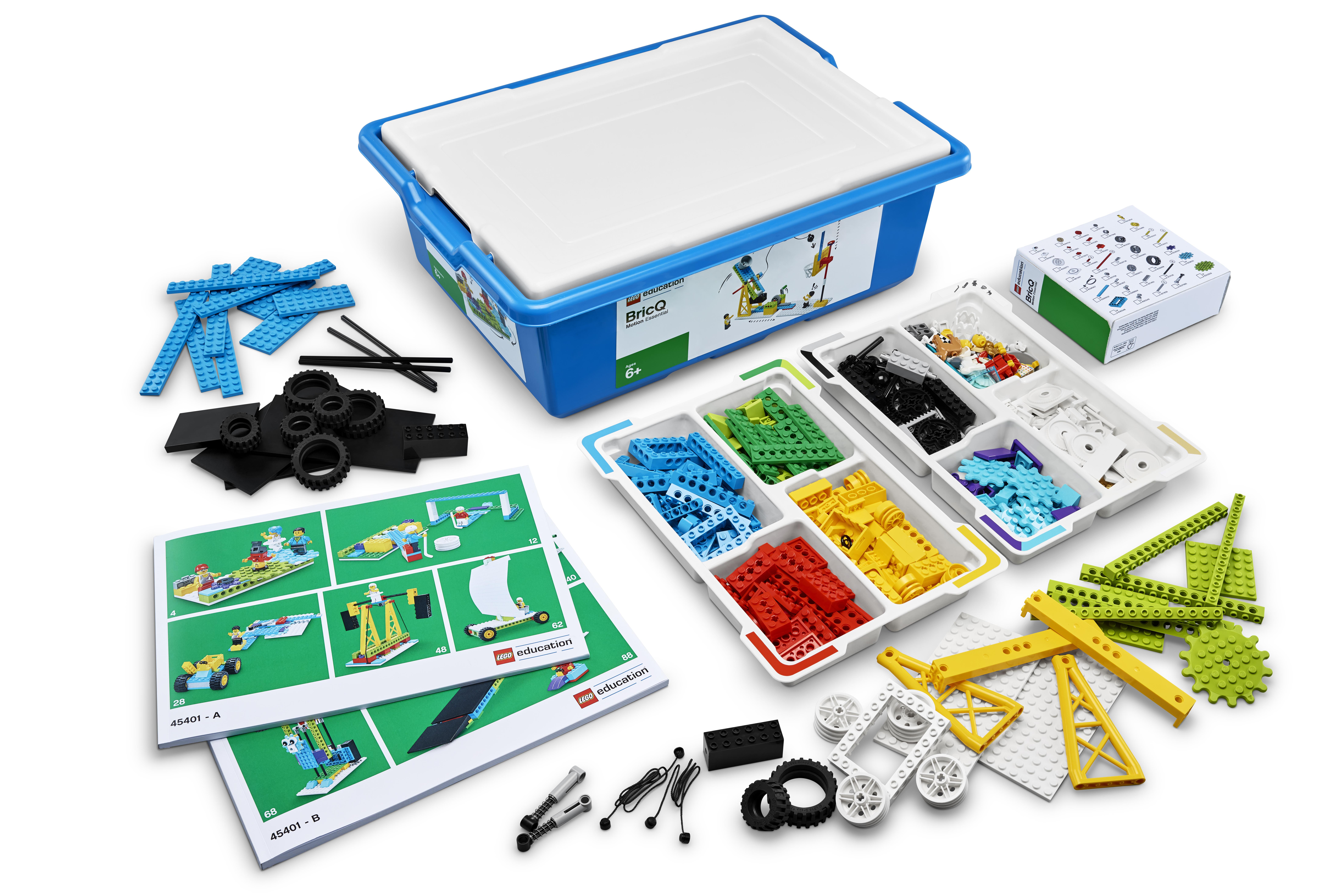 LEGO Education BricQ motion alustajakomplekt 45401