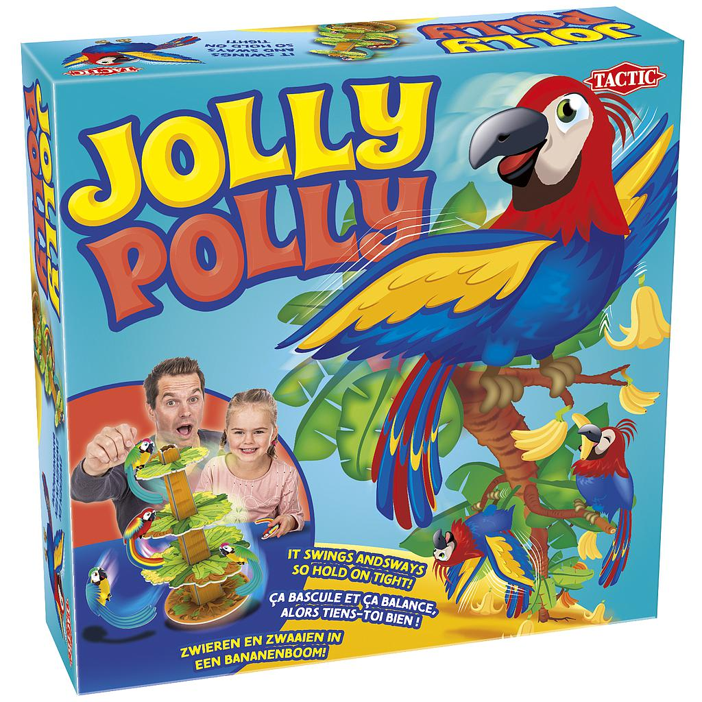 Tactic lauamäng Lustakas Polly