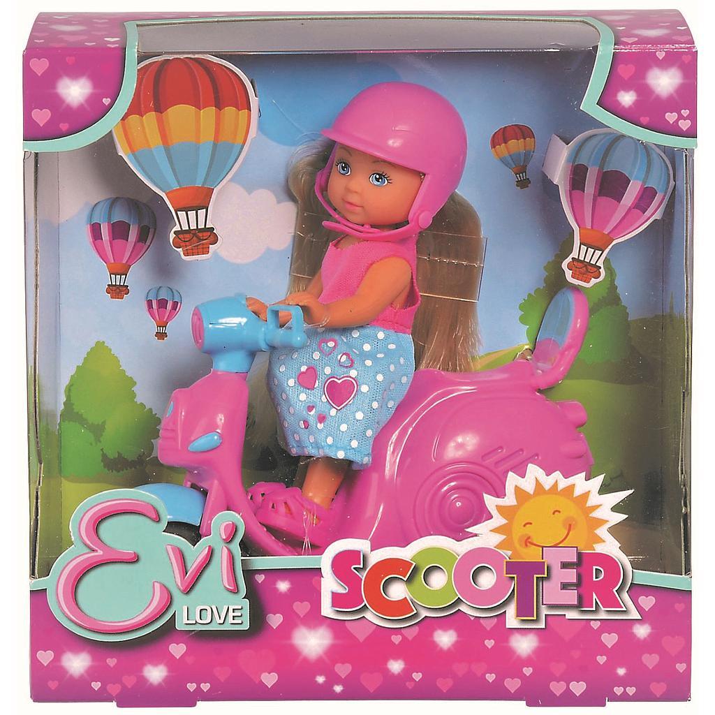 Simba Evi nukk skuuter