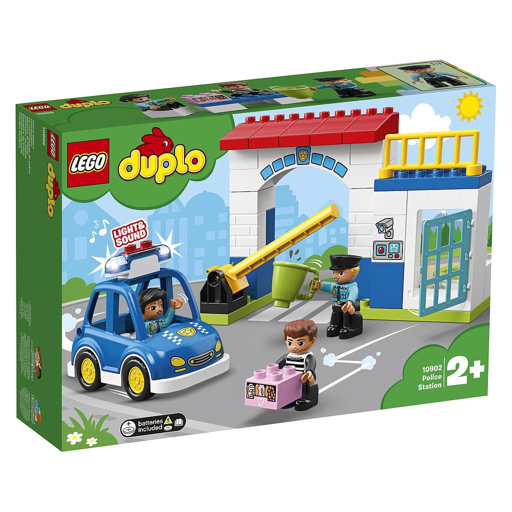 LEGO DUPLO Politseijaoskond