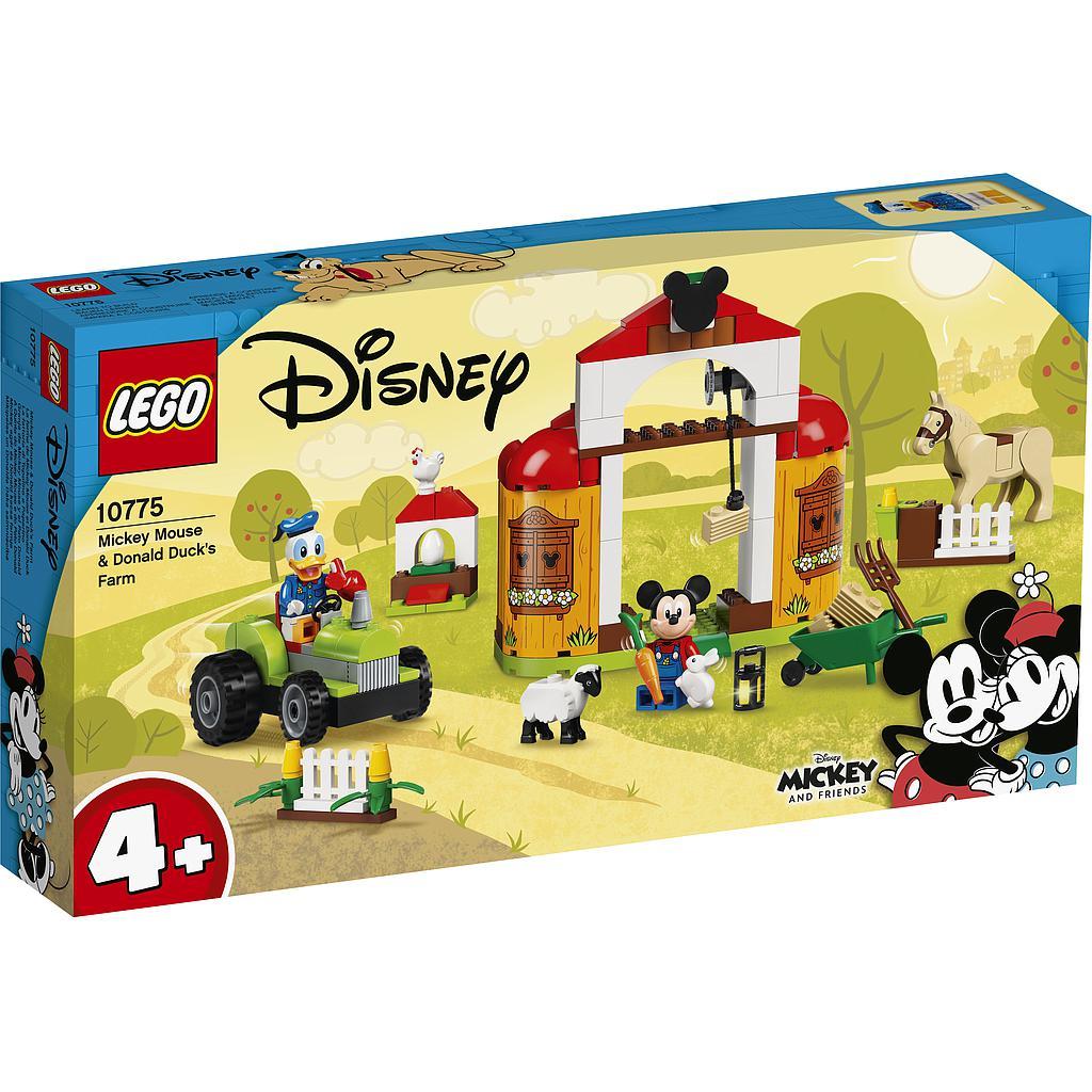 LEGO Disney Miki Hiire ja Piil..
