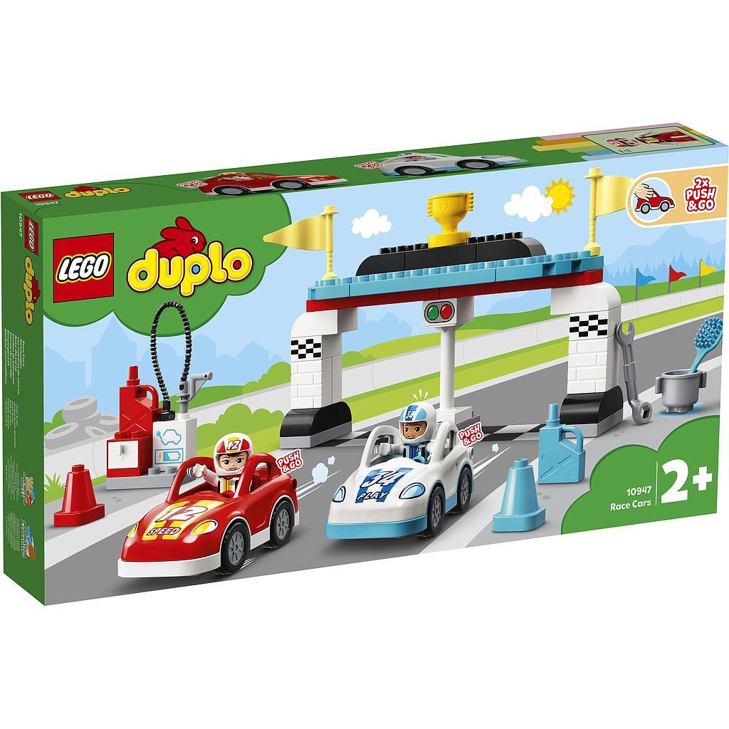 LEGO DUPLO Võidusõiduautod