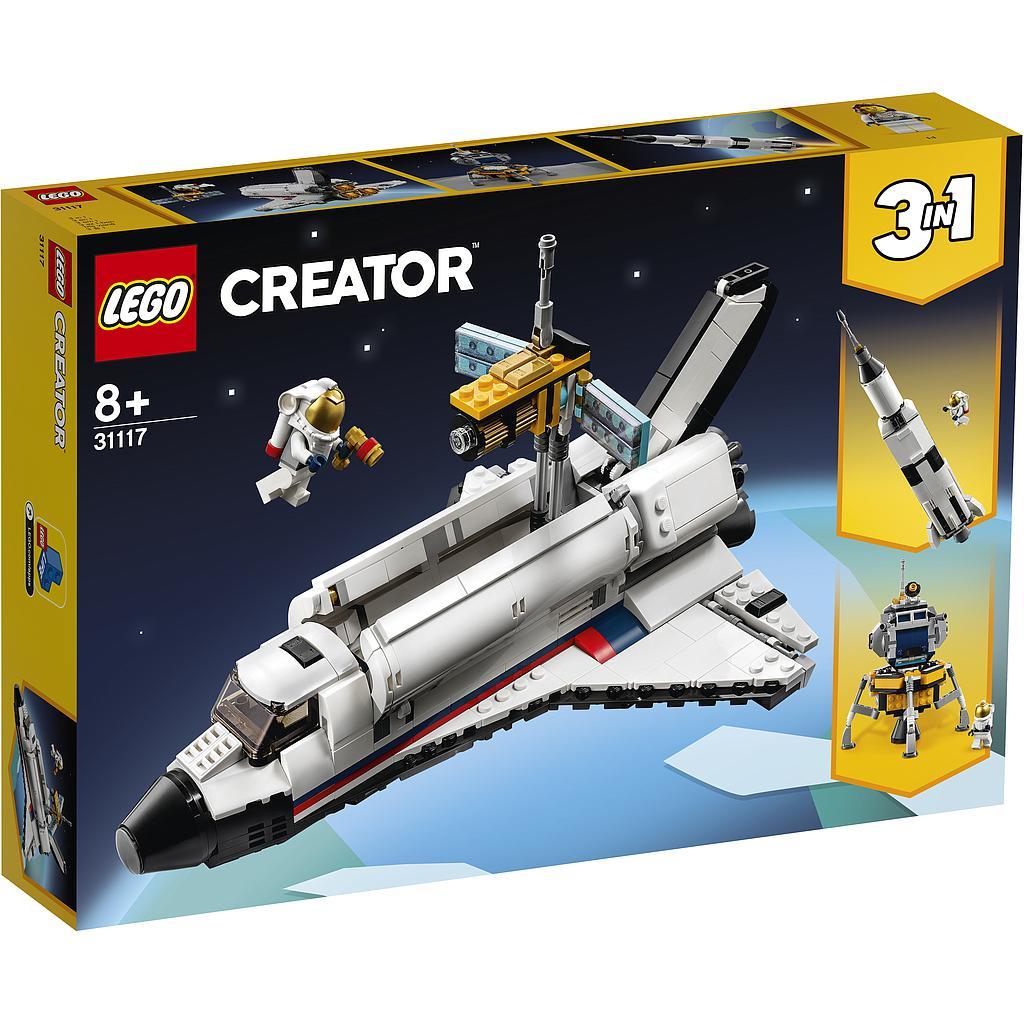 LEGO Creator Seiklus kosmoses&..