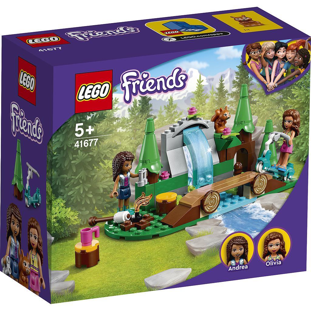 LEGO Friends Metsakosk