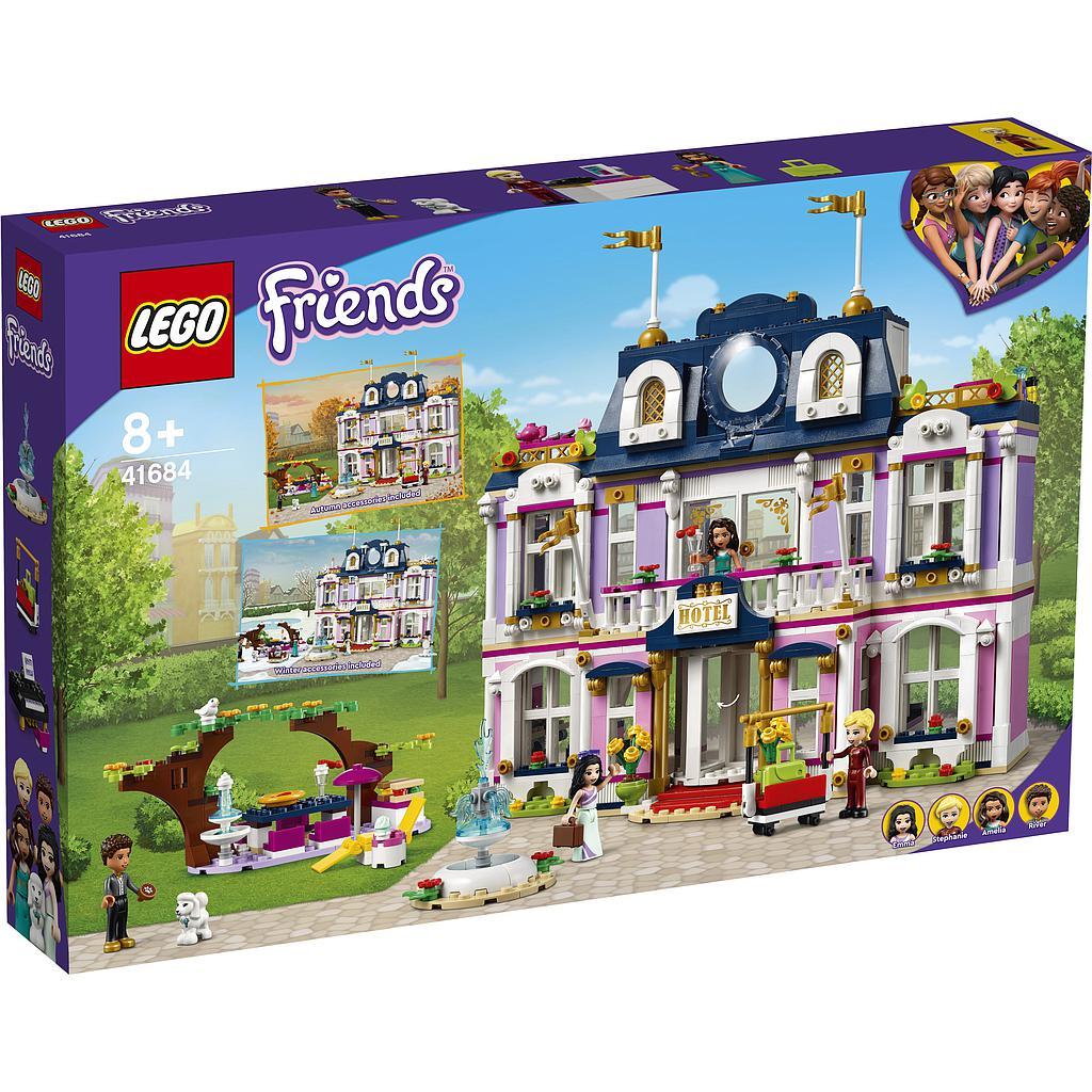LEGO Friends Heartlake City su..