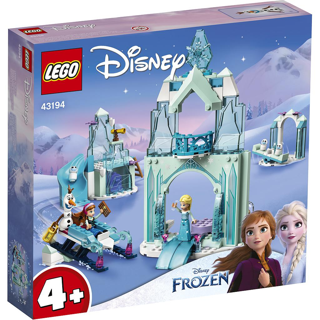 LEGO Disney Princess Anna ja E..