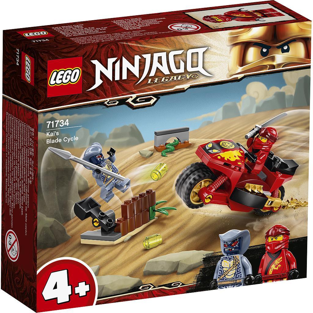 LEGO Ninjago Kai teravikratas