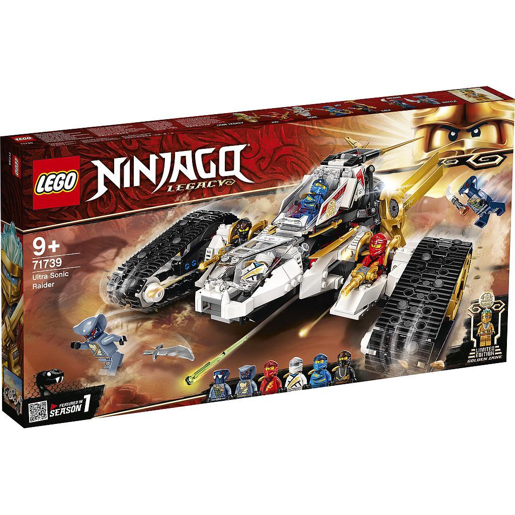 LEGO Ninjago Ultraheli-roomika..