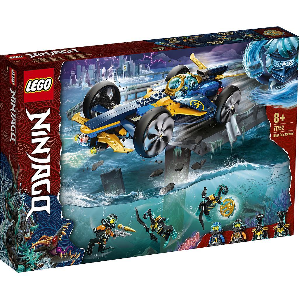 LEGO Ninjago Ninja allveekihut..