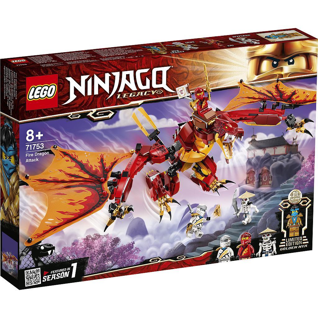 LEGO Ninjago Tuledraakoni r&..
