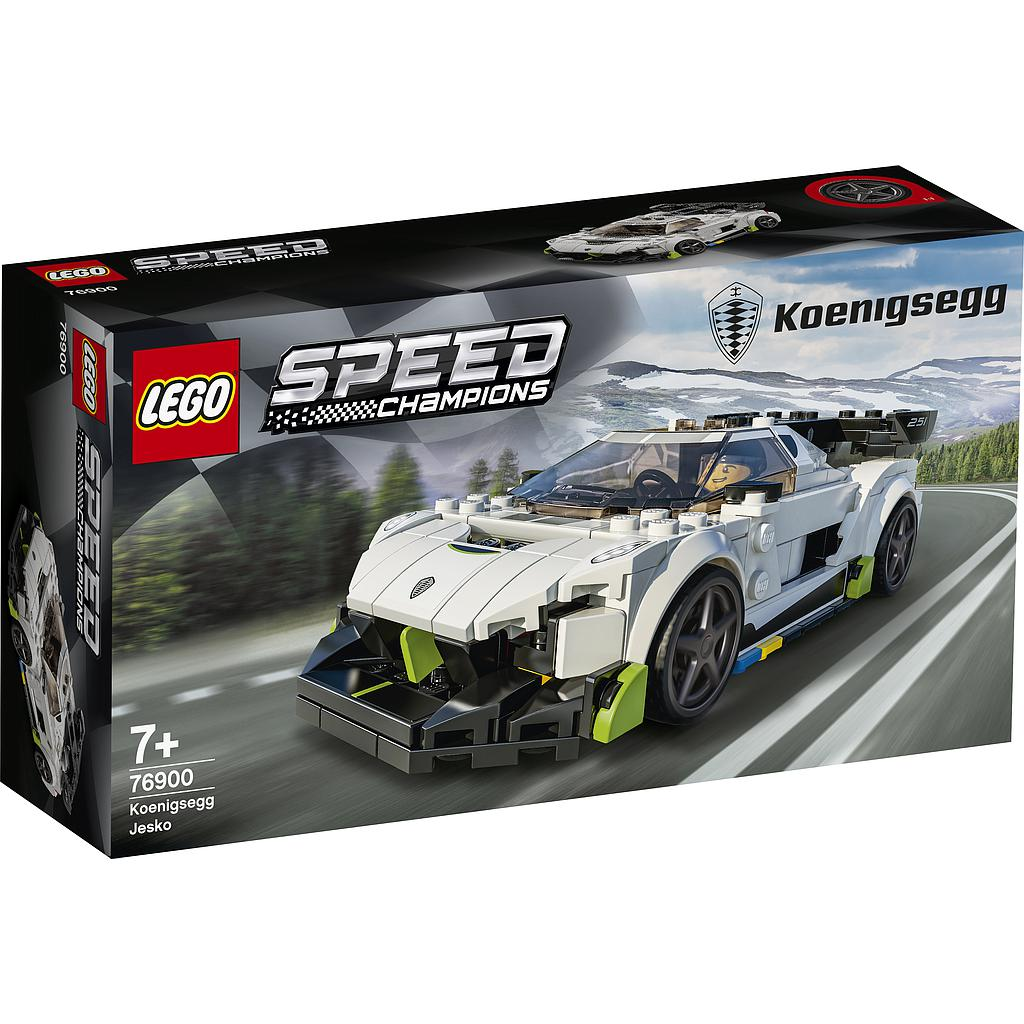 LEGO Speed Champions Koenigseg..